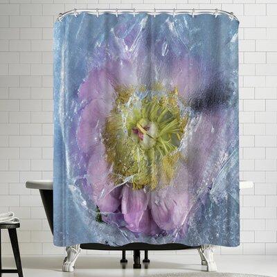 Zina Zinchik Sky Pond 3 Shower Curtain