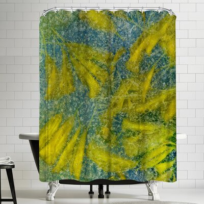 Zina Zinchik Song of the Ocean Shower Curtain