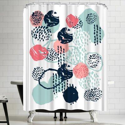 Charlotte Winter Mellie Shower Curtain