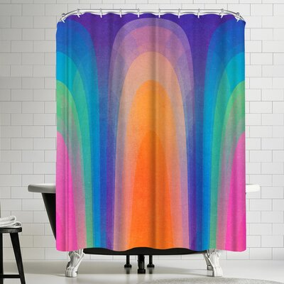 Chroma 01 Shower Curtain