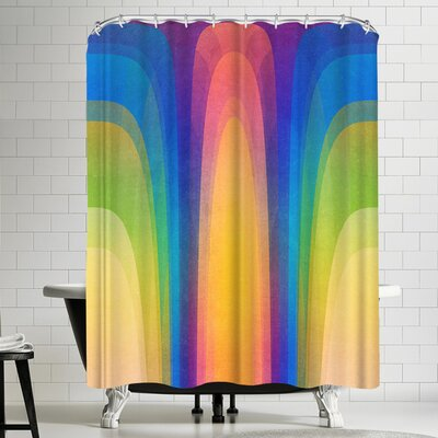 Chroma 03 Shower Curtain