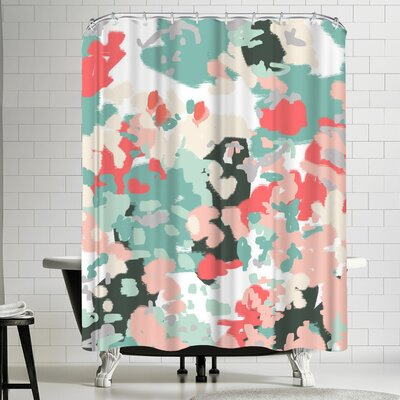 Charlotte Winter Nashe Shower Curtain