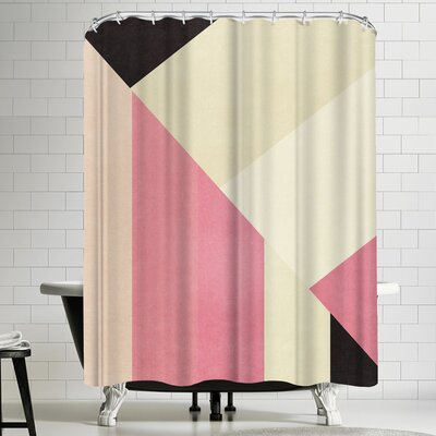 Tracie Andrews Cordillera Shower Curtain