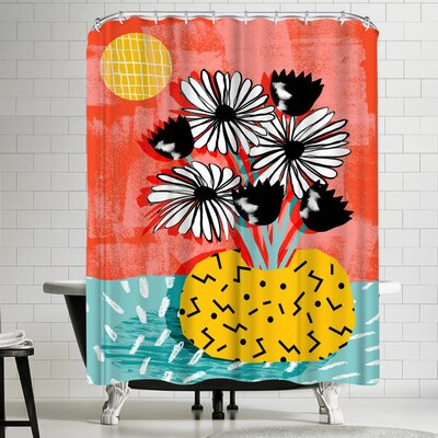Wacka Designs Make it So Shower Curtain