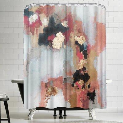 Christine Olmstead Hot Sauce Shower Curtain