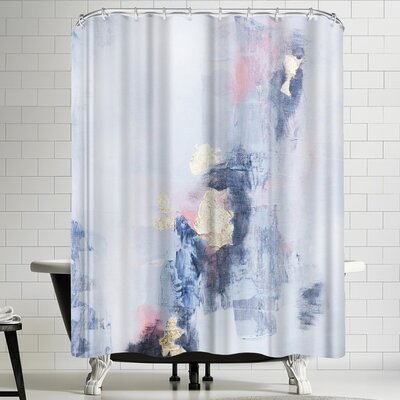 Christine Olmstead Rise Shower Curtain