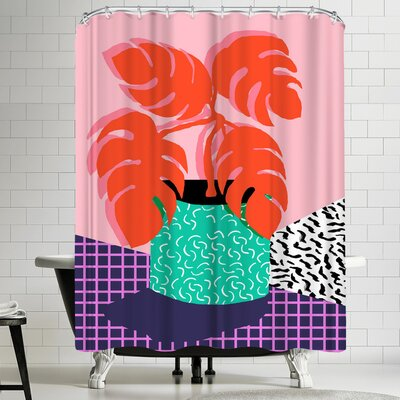 Wacka Designs Mung Shower Curtain