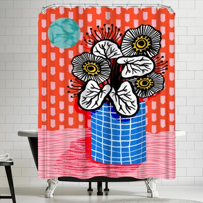 Wacka Designs Proper Shower Curtain