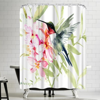 Suren Nersisyan Img 123 Shower Curtain