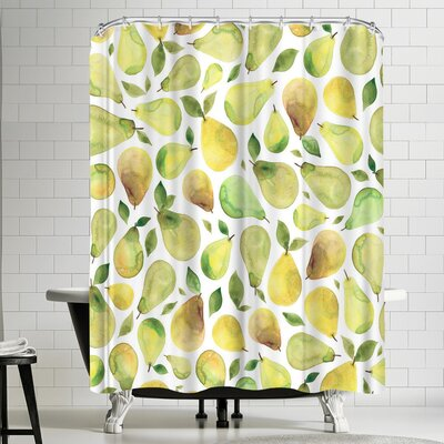 Elena Oneill Pears Shower Curtain