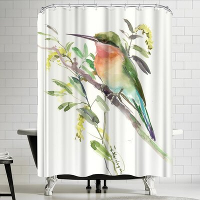 Suren Nersisyan Bee Eater 2 Shower Curtain