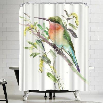 Suren Nersisyan Bee Eater 2 Shower Curtain