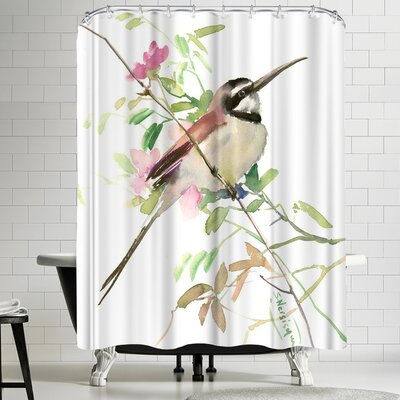 Suren Nersisyan Bee Eater 3 Shower Curtain