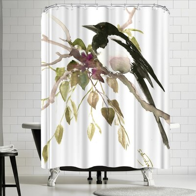 Suren Nersisyan Cactuses Shower Curtain