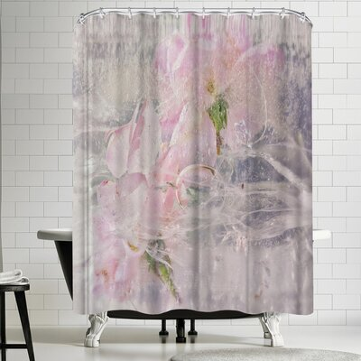 Zina Zinchik Unbearable Lightness of Being Shower Curtain