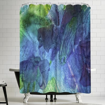 Zina Zinchik Underworld Shower Curtain