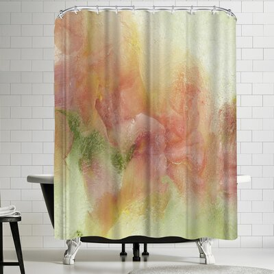 Zina Zinchik Waterfall in Paradise 2 Shower Curtain