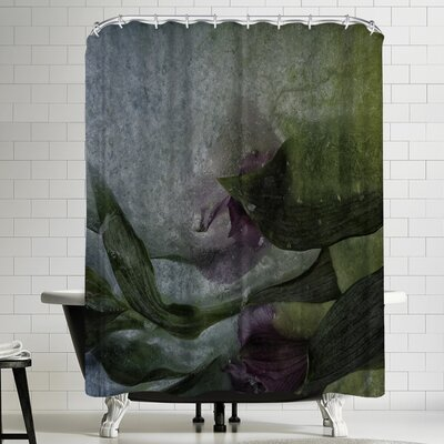 Zina Zinchik Where Mermaids Hide Shower Curtain