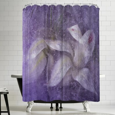 Zina Zinchik Winter Fairytale Shower Curtain