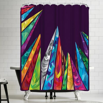 Joe Van Wetering The Great Shower Curtain