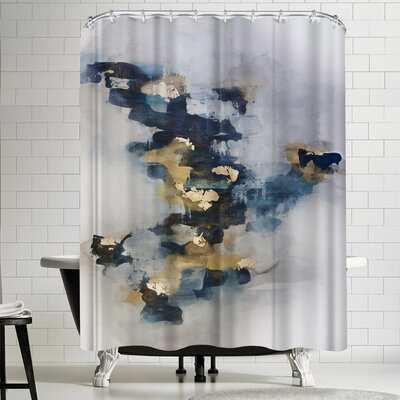Christine Olmstead Commitment Shower Curtain