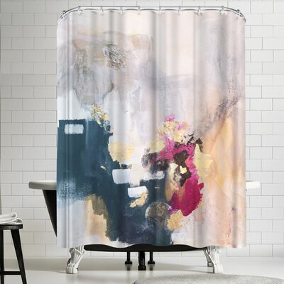 Christine Olmstead Exp Shower Curtain
