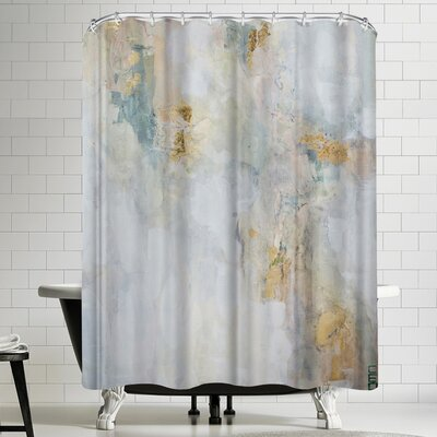 Christine Olmstead Focus Shower Curtain