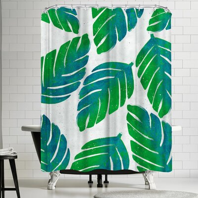 Tracie Andrews Paradiso Shower Curtain