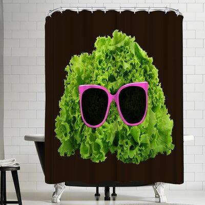 Florent Bodart Mr Salad Shower Curtain