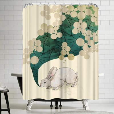 Laura Graves Spring Shower Curtain
