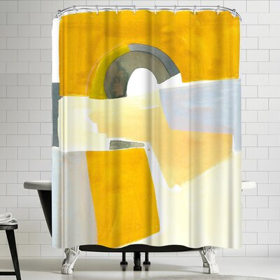 Olimpia Piccoli Afterglow Shower Curtain