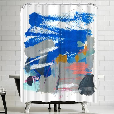 Olimpia Piccoli Another Hat Shower Curtain
