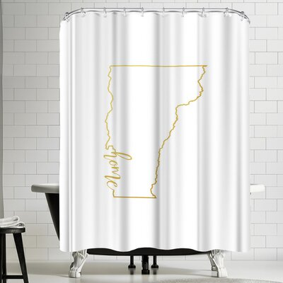 Paperfinch Vermont Home Shower Curtain