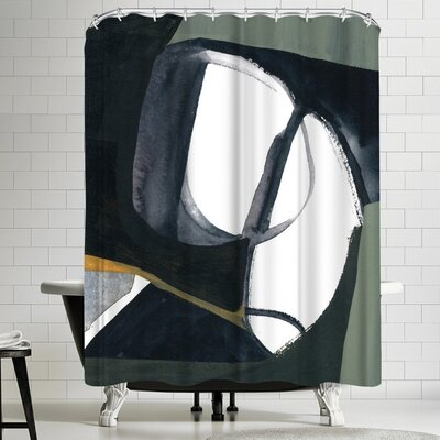 Olimpia Piccoli Day One Shower Curtain
