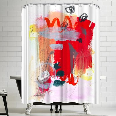 Olimpia Piccoli Her Majesty Shower Curtain