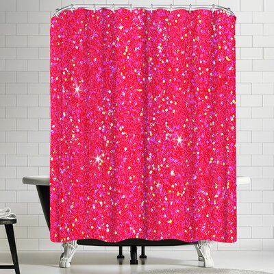 Wonderful Dream Diamond Luxury Shower Curtain