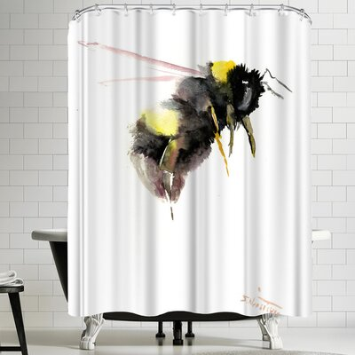 Suren Nersisyan Bumblebee 3 Shower Curtain