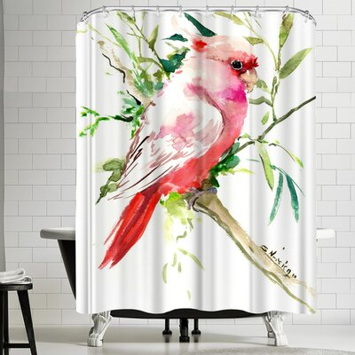 Suren Nersisyan Cockatoo 1 Shower Curtain
