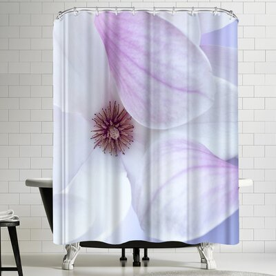 Maja Hrnjak Magnolia Shower Curtain