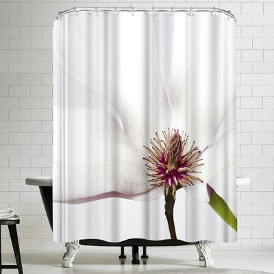 Maja Hrnjak Magnolia 3 Shower Curtain