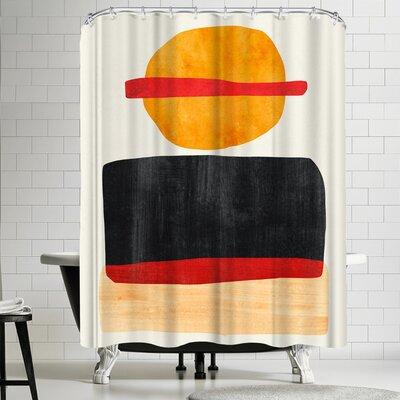 Tracie Andrews Skyline Shower Curtain