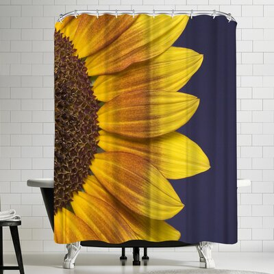 Maja Hrnjak Sunflower Shower Curtain