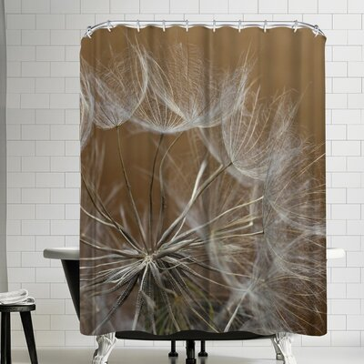 Maja Hrnjak Wild Flower Shower Curtain