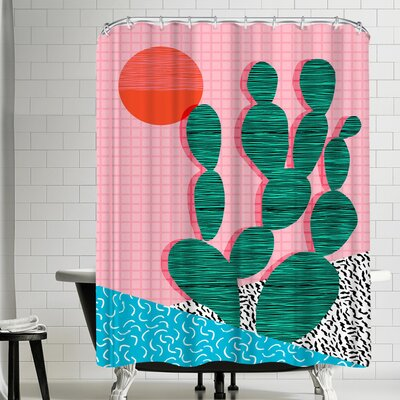 Wacka Designs Sup Shower Curtain