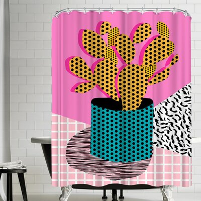 Wacka Designs Ace Shower Curtain