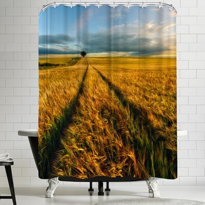 1x Countryside Shower Curtain