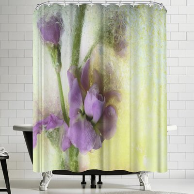 Zina Zinchik Romancing the Rose Shower Curtain
