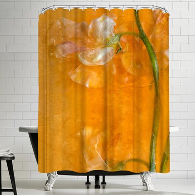 Zina Zinchik Soft Cloud Copy Shower Curtain