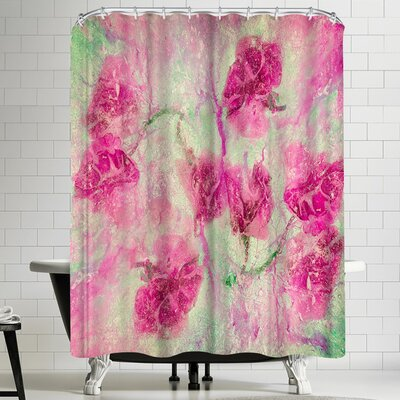 Zina Zinchik Spring Dance Shower Curtain