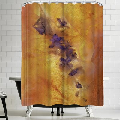 Zina Zinchik Summer Heat Shower Curtain